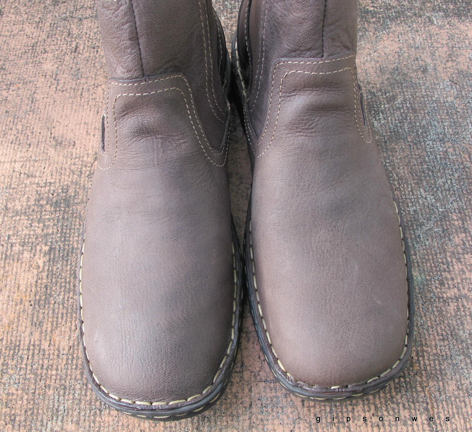 New Uomo Lassen Francia Francia Francia 8661 - Coffee Leather - Dimensione 11.5 44d483