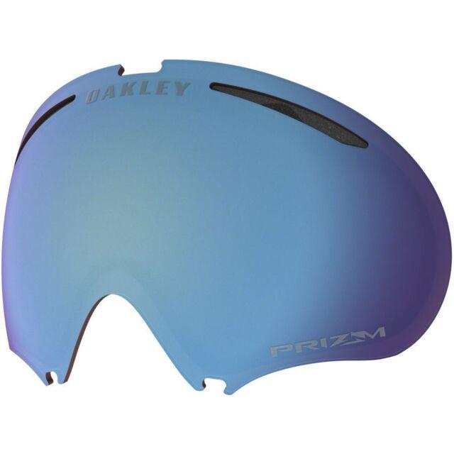 8a4cd4b73480 Oakley Ski Goggles Replacement Lens A Frame 2.0 Prizm Sapphire Iridium
