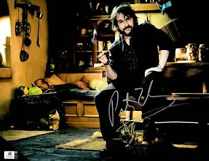 Peter-Jackson-Signed-Autographed-11X14-Photo-Lord-of-the-Rings-Hobbit-GV742831