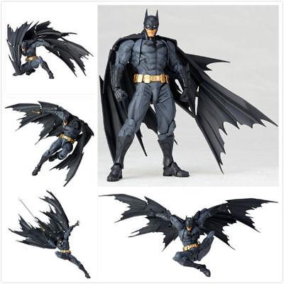 "Kaiyodo Revoltech Amazing Yamaguchi No.009 Batman 6/"" Action Figure New"