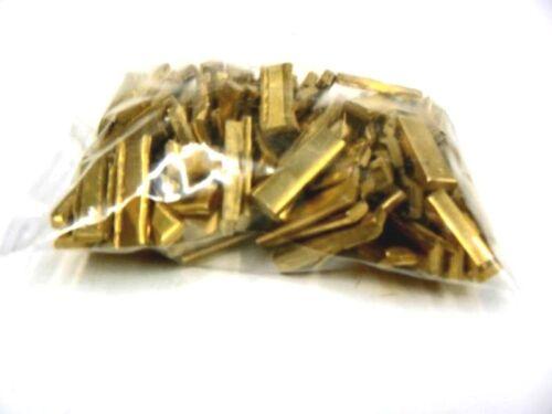 Cartridge Brass Alloy Bits Yellow Casting Alloy 70//30 Alloying Melting 5 Pounds