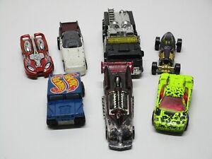 Matchbox-Autos-Y-Camiones-Vintage-Lote-De-7-decada-de-1990