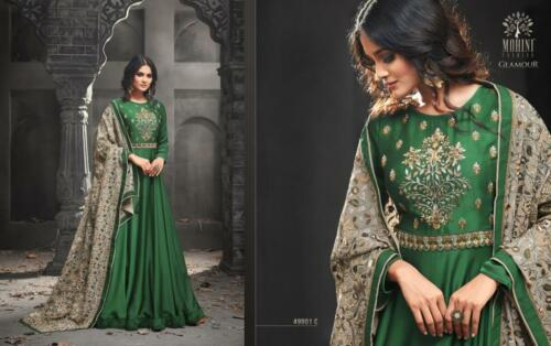 Bollywood Designer Dress anarkali suits Fully Stitched Glamour hit colours XXL44