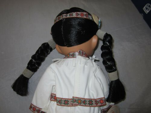 "Native American Precious Moments 12/"" Doll by The Doll Maker NWT /""Sitting Fawn/"""