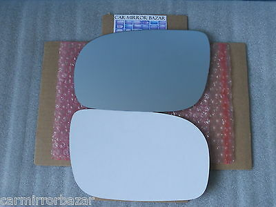 FULL SIZE ADHESIVE Driver Side Left D474L Mirror Glass for 2013-15 MAZDA CX-5