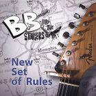 New Set of Rules by B.B. & the Stingers (CD, Jul-2007, Westwood)