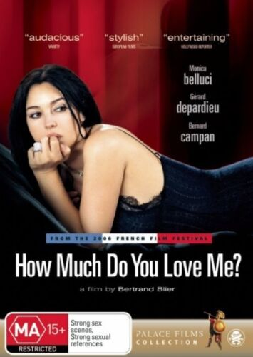 1 of 1 - How Much Do You Love Me? NEW R4 DVD