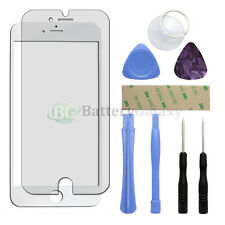 White LCD Screen Glass Lens Replacement+Guard for Apple iPhone 6s Plus 5.5+Tools