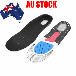 Unisex-Orthotic-Arch-Support-Shoe-Pad-Sport-Running-Gel-Insoles-Insert-Cushionob