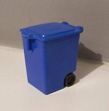 PLAYMOBIL (R5103) EBOUEURS - Poubelle Bleue 3121