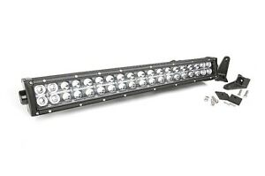 led 20 034 off road light bar w wiring harness jeep atv image is loading led 20 034 off road light bar w