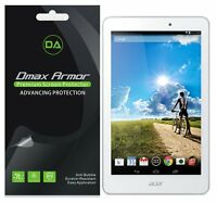 3-pack Dmax Armor Hd Clear Screen Protector For Acer Iconia Tab 8 A1-840