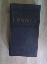 France. Les Guides Bleus. Hachette. 1961.