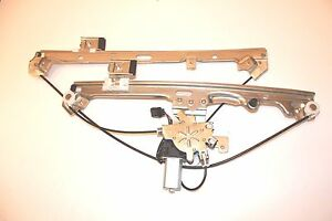 Power window regulator w motor chevy silverado 1999 2000 for 2001 chevy silverado window motor