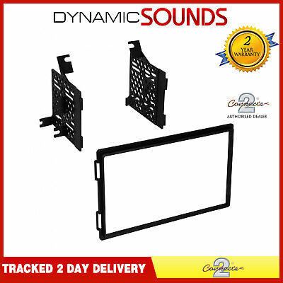Connects2 CT23NS01 Double DIN Facia Plate for Nissan Qashqai