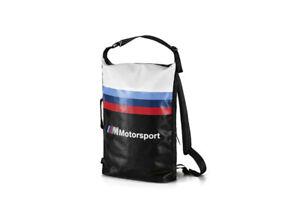 New Genuine BMW M-Motorsport Back Pack 80222461146