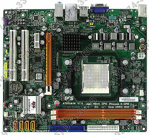 ECS A780LM-M (V7.0) Drivers Windows XP