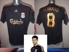 Liverpool Adidas Gerrard Euro Shirt Jersey Soccer Football Adult Large England