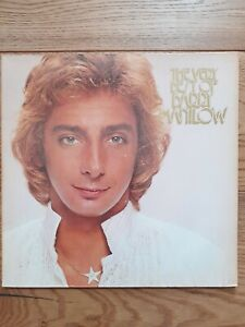 Barry-Manilow-The-Very-Best-Of-Barry-Manilow-TELLY-1-2-Vinyl-LP-Compilation