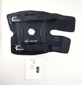 c052b8a094 Image is loading DonJoy-Performance-Bionic-Knee-Support-Brace-Black-Large
