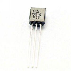 100PCS-MCR100-6-0-8A-400V-SCR-TO-92-DIP-transistor-s