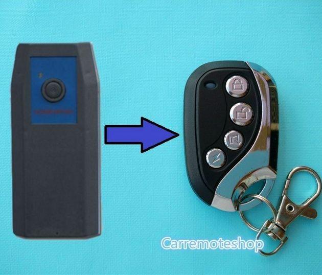 Mkey Mpc2key Remote Opener For Bd Mpc2 Garage Door Motor Ebay