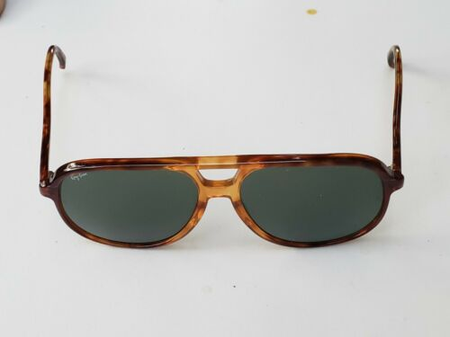 Vintage 80's B&L Ray Ban Traditionals Style B Blon