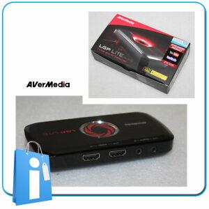 Tv-Tuner-Video-AVerMedia-GL310-Lgp-Lite-PS4-Xbox-360-One