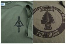 Delta Force Airborne (1st SFOD-D) The Unit Silk-Screened T-Shirt XL Ultra Cotton