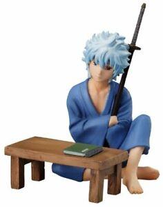 *B3639-2 Bandai Gintama  Styling 4Daaaa Figure Japan Anime Shinsuke Takasugi