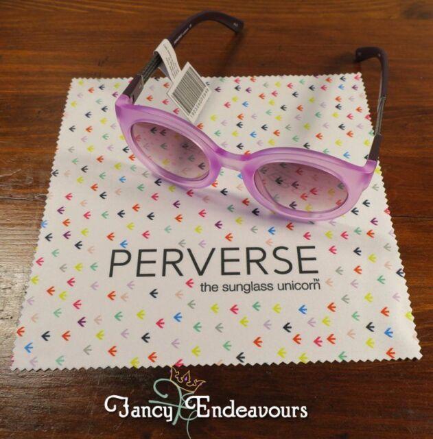 642837b024d0d Perverse Sunglasses Prima 01 Purple 0411 Sunglass Unicorn W duster ...