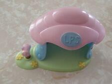 Littlest Pet Shop RARE Candy Fairy Mushroom Dog Cat Flower House Mailbox Lot