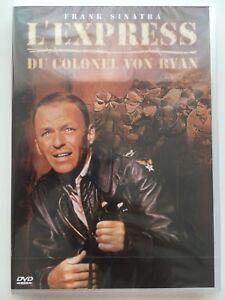 L-039-Express-du-Colonel-Von-Ryan-DVD-NEUF-SOUS-BLISTER-Film-Seconde-Guerre-Mondiale
