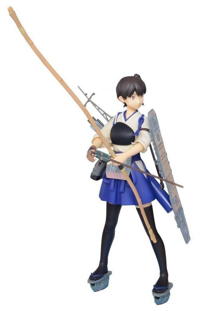 Figma EX-019 Kantai Collection -KanColle- Kaga Max Factory from Japan F/S J6510