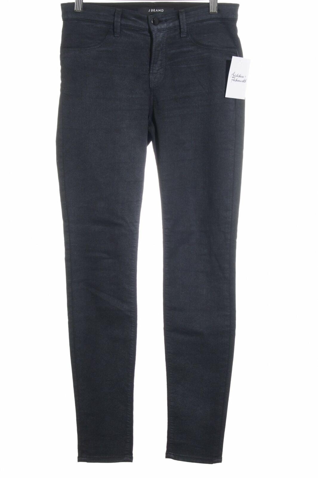 d0a48f1931 JBRAND Jeans A Sigaretta Sigaretta Sigaretta Nero-Blu Scuro conciliatore  Stile Da Donna Tg. de 36 Jeans f7d54b