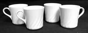 Corning-ENHANCEMENTS-CORELLE-4-Mugs-EXCELLENT