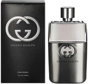 90ml-Gucci-Guilty-Eau-de-Toilette-for-Men-Perfume-Hombre-Descatalogado-3-oz