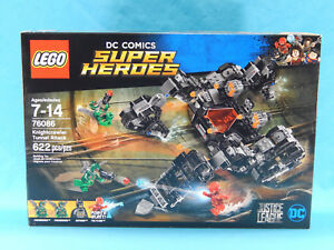 Image is loading Lego-Super-Heroes-76086-Knightcrawler-Tunnel-Attack-622pcs- 03e98b2372