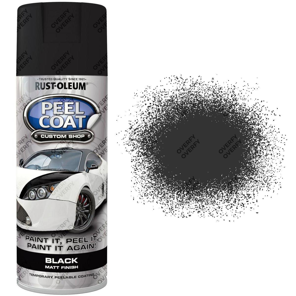 negro satinado Lápiz de pintura set específicamente para gepulverte llantas haftprimer