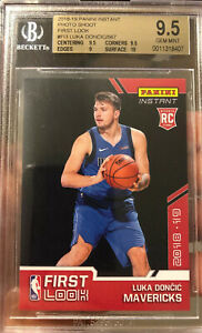 Luka-Doncic-Rookie-Panini-Serial-1-Of-567-Made-Gem-Mint-9-5-BGS-2018-Low-Pop
