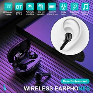 Bluetooth-5-0-Headset-TWS-Wireless-Earphones-Mini-Earbuds-HD-Stereo-Headphones
