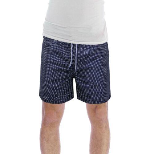 2XL Crosshatch Mens Swim Shorts Mesh Line Summer Beach Swimwear Trunks Sizes S