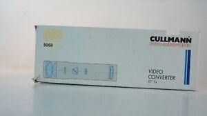 Cullmann-8068-Video-Converter-st-5x-Top-Condizione-Tele-Converter-macro-nahlinse