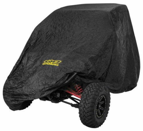 QuadBoss Quad Boss UTV ATV SXS Black Rain Cover Protection Crew Mule Universal