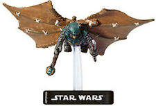 STAR WARS MINIATURES R EWOK HANG GLIDER 42/60 AE