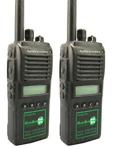Details about VERTEX VX924 LOWBAND 66-88MHZ 5 WATT 4M HAM MSA WALKIE-TALKIE  TWO WAY RADIO x 2