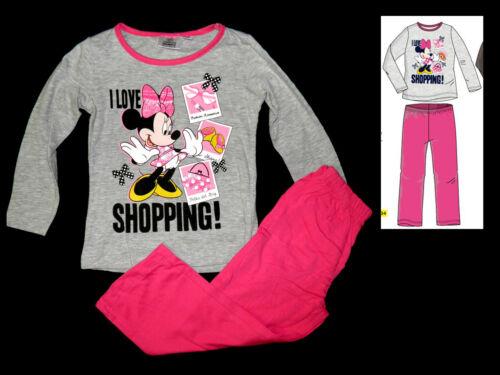 Pyjama pyjama Minnie Charlotte aux fraises 86 92 98 104 110 116 122 128 Nouveau