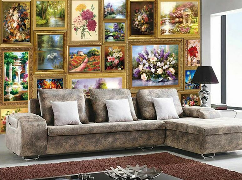 3D Painting photo 1633 Paper Wall Print Decal Wall Wall Murals AJ WALLPAPER GB