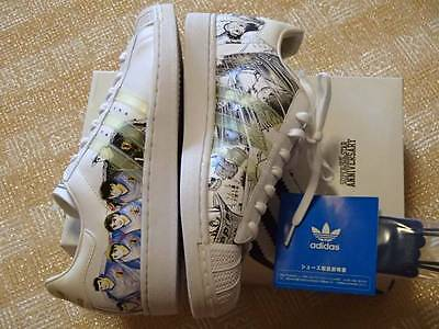 Vintage Adidas Superstar 35th Anniversary Captain Tsubasa supercampiones US11 | eBay