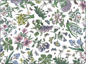 PORTMEIRION Botanic Garden Chintz 6 sets de table Pimpernel | eBay